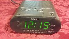 Sony Icf-C218 Alarm Clock Radio - Dream Machine - Super!