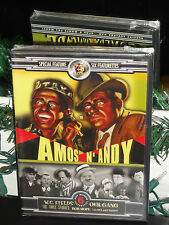 Comedy Cavalcade - Amos N' Andy, W.C. Fields, Our Gang, Three Stooges, Bob Hope,