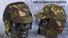 BRITISH ARMY GORETEX HAT MVP FLEECE LINED 100% WATERPOOF NEW SIZE SMALL MILITARY