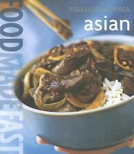 Williams-Sonoma: Food Made Fast Asian (Food Made Fast)-ExLibrary