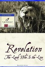 Revelation: The Lamb Who Is the Lion (Fisherman Bible Studyguides) Hunt, Gladys