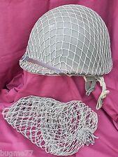 "3/4"" Aged Helmet Net - Reproduction"