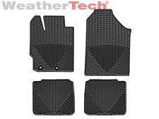 WeatherTech® All-Weather Floor Mats for Toyota Yaris - 2012-2015 - Black