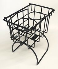 VW Beetle Karmann Ghia Type 3 T34 Tunnel Utility Basket new design Black