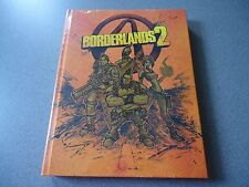Borderlands 2: Official Limited Edition Strategy Guide (Bradygames Book) NEW