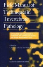 Field Manual of Techniques in Invertebrate Pathology: Application and -ExLibrary