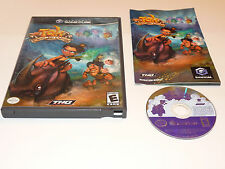 TAK THE GREAT JUJU CHALLENGE Nintendo Gamecube Game COMPLETE CIB