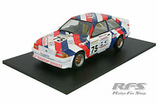 Ford Escort MK3 RS1600i - Goddard - British Saloon Car 1988 - 1:18 SS 4966