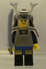 LEGO: MINIFIG Ninja - Shogun, Blue with Armor