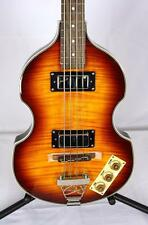 2011 Epiphone Viola Violin Beatle Bass 4-String Electric Short Scale Bass