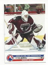 2003-04 AHL Top Prospects Peter Budaj