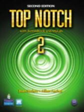 Top Notch 2 with ActiveBook and My English Lab, 2nd Edition