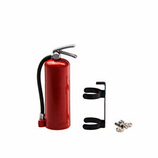 RC 1:10 Fire Extinguisher Decorative For RC Rock Crawler Car Axial SCX10 Red