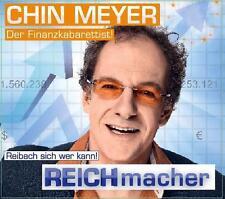 Chin Meyer - Reichmacher! Reibach Wer Sich Kann! (OVP)
