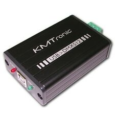 KMtronic USB to DMX Light Controller Opto-Isolated for LED DMX WALL