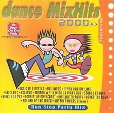 Dance Mix Hits 2000 A.D. (CD, Oct-1999, Groove) A128