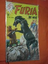 FURIA CAVALLO DEL WEST EROE DELLA TV-ALBI CENISIO- N°10 -DEL 1977-DISP.ALTRI