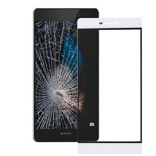 Huawei Ascend P8 Frontale Vetro Pannello Vetro Vetro Display Bianco
