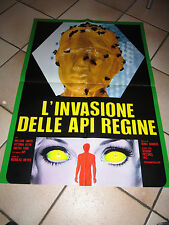 SOGGETTONE L'INVASIONE DELLE API REGINE(1973)  Invasion of the bee girls HORROR