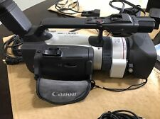 Canon GL2 Mini-DV camera package plus digital camera/video padded carrying case