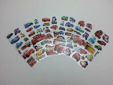 Disney Pixar Car McQueen & Mater 3D Classic Cartoon Stereoscopic Sticker 6 PCS
