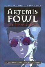 Artemis Fowl: The Graphic Novel Eoin Colfer, Andrew Donkin Paperback