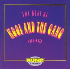 KOOL AND THE GANG - 1969-1976: THE BEST OF - CD