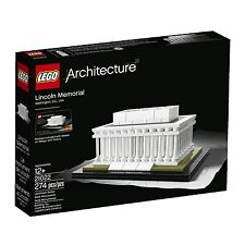 Lego Architecture Lincoln Memorial 21022 Sealed MISB