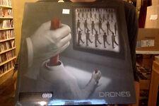 Muse Drones 2xLP sealed vinyl + download