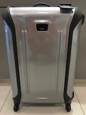 *NEW* Tumi Silver Vapor Medium Trip Packing Case Travel Luggage Bag #28025