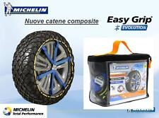 CATENE DA NEVE CALZE MICHELIN EASY GRIP EVO2 165/70-14 165/65-15
