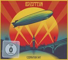 LED ZEPPELIN - CELEBRATION DAY 2 CD + 2 DVD HARD ROCK NEW+