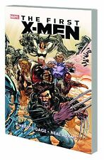 First X-Men by Neal Adams & Christos Gage (2013, Paperback)