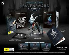 Final Fantasy XIV: Heavensward Collector s Edition, PC, New, Artbook, Dragon