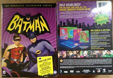 Batman: The Complete Television Series DVD, 2014, 18-Disc TV~New~Free Shipping