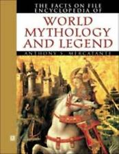 The Facts on File Encyclopedia of World Mythology and Legend-ExLibrary