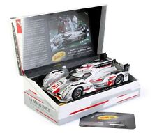 Slot. IT AUDI r18 e-tron quatro WINNER LE MANS 2013 Limited M 1:32 NUOVO
