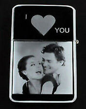 PERSONALISED ANY PHOTO  TEXT ENGRAVED  VALENTINES GIFT