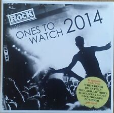 Classic Rock Magazine Ones To Watch 2014 CD From Issue 193 (CD 2014)