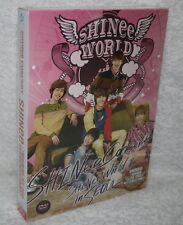 SHINee The 2nd Concert World II in Seoul Taiwan 2-DVD+22 cards (Chinese-Sub.)
