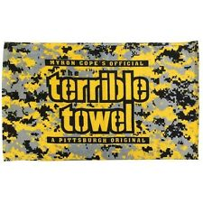 PITTSBURGH STEELERS MYRON COPE DIGITAL CAMO TERRIBLE TOWEL