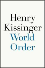 World Order by Henry Kissinger (2014, Hardcover)