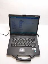 Panasonic Toughbook CF-52 1.8Ghz Dual Core 1gb Laptop Cleaned & Tested