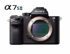 Sony α7SII A7S II ILCE-7SM2 Alpha7SII Full Frame Camera Body-NTSC/PAL Selectable
