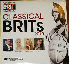 Classical Brits 2010 (CD), Faryl Smith, Andre Rieu, Hayley Westenra, etc 16track