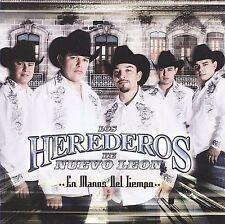 LOS HEREDEROS DE NUEVO LE�N - En Manos Del Tiempo CD Excellent Condition RARE