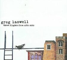 Three Flights From Alto Nido Greg Laswell Music-Good Condition