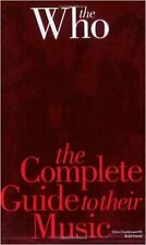 THE WHO - THE COMPLETE GUIDE TO THEIR MUSIC BOOK OMNIBUS