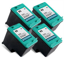 Recycled HP 95 (C8766WN) Color for HP PhotoSmart D5100 C4150 D5060 C4188 4P