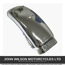 Honda CB400F Four CB400/4 Chrome Rear Mudguard Fender